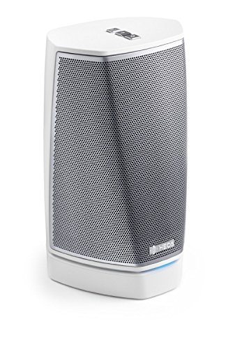 Read About Denon HEOS 1 Wireless Speaker with GO Pack (White) (New Version)