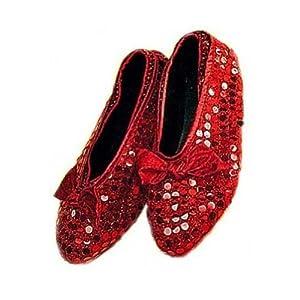Child Sequin Shoe Covers by Forum Novelties Inc.