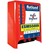Rutland 09-118XR ESM5500i netzbetriebenes Weidezaungerät, Intelligiser