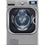 "LG WM8500HVA 29"" Front-Load Washer with 5.2 cu. ft. Capacity,"