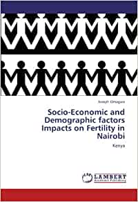 Comparing the socio economic and demographic factors