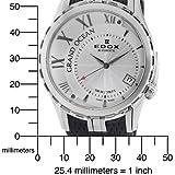 Edox Men's 80080 3 AIN Grand Ocean Date Watch
