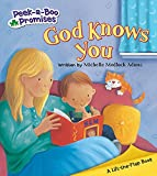 img - for God Knows You (Peek-a-Boo Promises series) book / textbook / text book