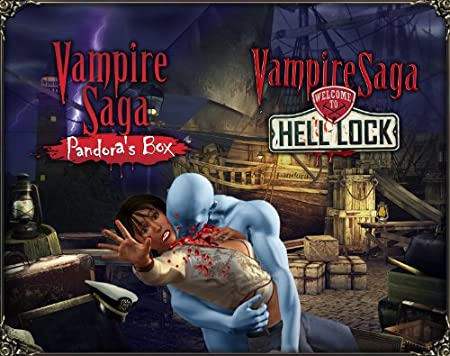 Vampire Saga 2 in 1 Bundle [Download]