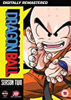 Dragon Ball Season 2 (Episodes 29-57) (Region 2) [DVD]