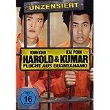 """Harold & Kumar - Flucht aus Guantanamo (Unzensiert)von """"John Cho"""""""