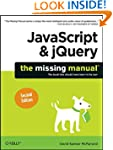 JavaScript &amp; jQuery: The Missing Manual