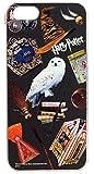グルマンディーズ ハリー・ポッター iPhone5s/5対応 シェルジャケット ヘドウィグ HP-01D