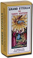 Grand Etteilla ou Tarots Egyptiens - le Jeu