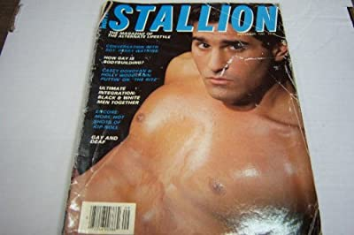 "Stallion Gay Adult Magazine ""How Gay Is Bodybuilding?"" September 1983"
