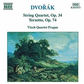 Terzetto in C major, Op. 74: II. Larghetto