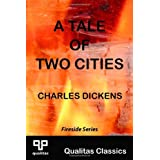 A Tale of Two Cities (Qualitas Classics)by Charles Dickens