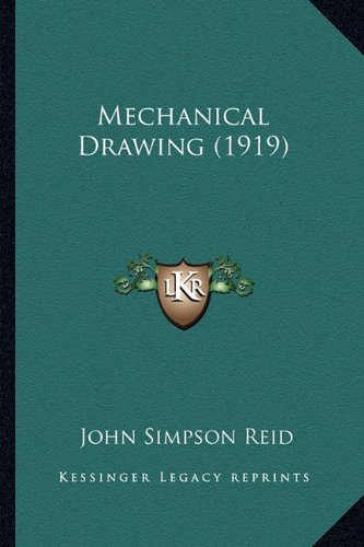 mechanical drawing  elementary and advanced