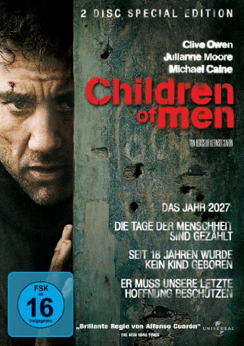 Children of Men (2 DVDs) [Special Edition]