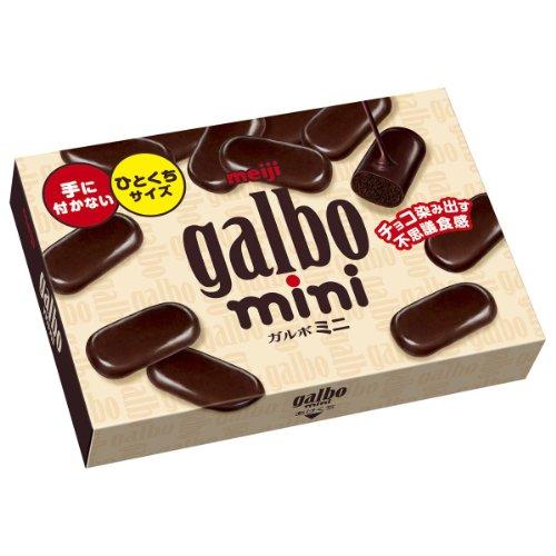 明治製菓 ガルボミニ箱 72g×10個