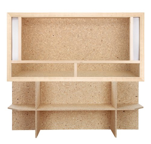 Repiterra Holz Terrarium Holzterrarium mit Unterschrank 120x60x60 Frontbelüftung und Zierleisten