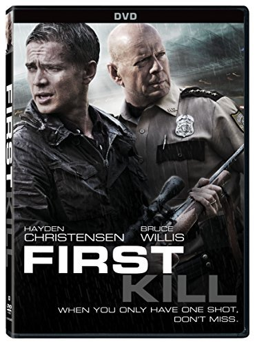 DVD : First Kill (DVD)