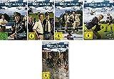 Staffel 1-4 + Die ins Gras beissen (25 DVDs)