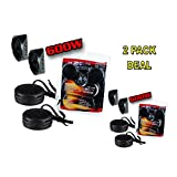2 PACK DEAL Audiopipe 600w High Frequency Car Truck Boat Stereo Tweeters Built-in Crossover