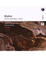 Brahms : Sonates pour violoncelle n° 1 Op. 38 et n° 2 Op. 99
