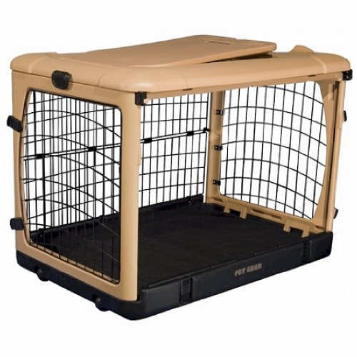 Pet Gear Steel Crate