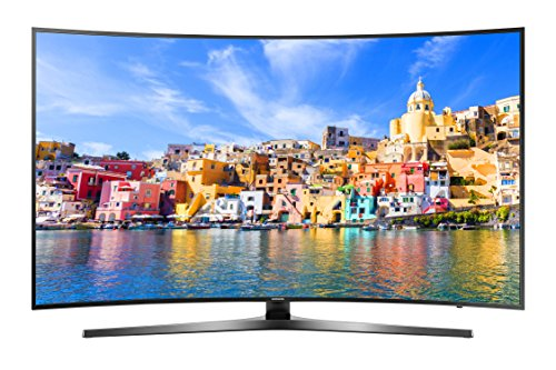 Click to buy Samsung UN43KU7500 Curved 43-Inch 4K Ultra HD Smart LED TV (2016 Model) - From only $543.73