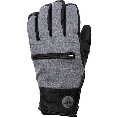 volcom-mens-let-it-storm-glove-heather-grey-medium