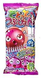 Japan Kracie Dodotto Tsubupyon Grape Flavor 2013 March NEW!! DIY Candy Happy Kitchen Kit