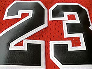 Michael Jordan Jersey Basketball Jerseys Chicago #23 Michael Jordan Bulls 23 Red
