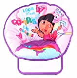 Dora the Explorer Saucer Chair