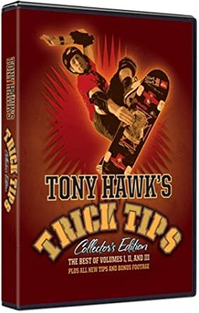 Tony Hawks Trick Tips Collector's Edition