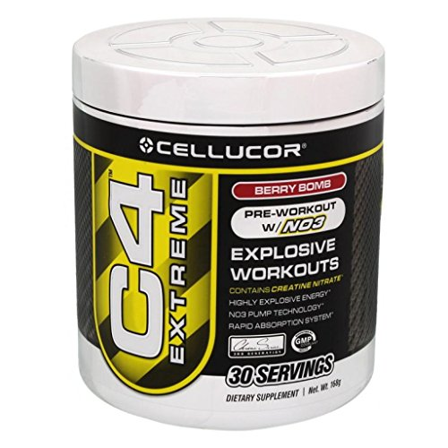 Cellucor C4 Extreme Berry Bomb 30 Servings
