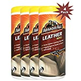 ArmorAll® 39024EN Leather Wipes Tub Of 24 4Pack