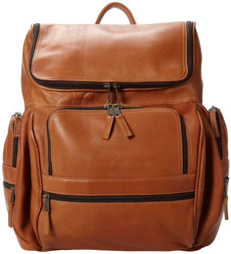 B004VJG4EW Latico Explorer Laptop 0100 Backpack,Natural,One Size