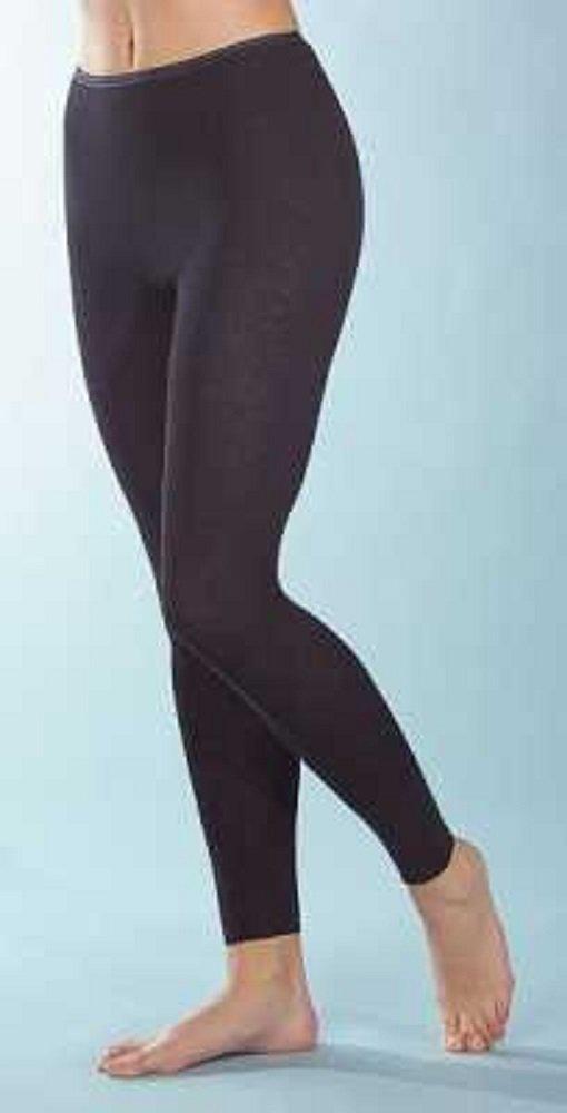 Medima Lingerie Damen-Hose lang Kaschmir/Seide schwarz – Größe L günstig bestellen