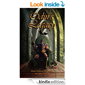 Odin's Legacy (The Vikings: Book 3)