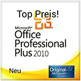 Software - Microsoft Office Professional Plus 2010 Vollversion - 1PC MULTILANGUAGE (Product OEM Key ohne Datenträger inkl. Rechnung, Downloadlink, Postversant mit einschreiben)