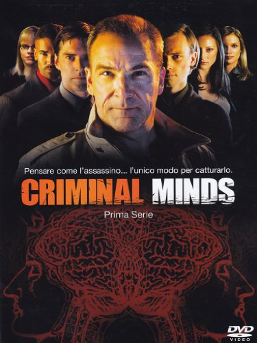 Criminal minds Stagione 01 [6 DVDs] [IT Import]