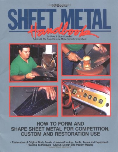 Sheet Metal Handbook: How to Form and Shape Sheet