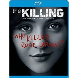 The Killing: The Complete First Season [Blu-ray]