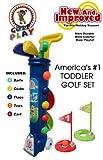 Childrens Toddler Golf Set
