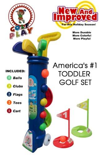 Children's Toddler Golf Set