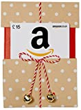 Amazon.co.uk Gift Card - Reveal - £15 (Jingle Bells Kraft)