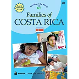 Families of Costa Rica