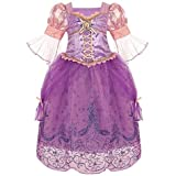 Tangled Princess Rapunzel Costume