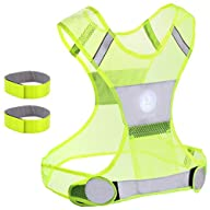 Reflective Vest for Running or Cyclin…