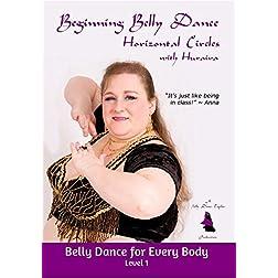 Beginning Belly Dance: Horizontal Circles