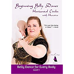 Beginning Belly Dance: Horizontal Circles