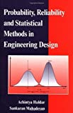 img - for Probability, Reliability, and Statistical Methods in Engineering Design by Haldar, Achintya, Mahadevan, Sankaran(November 1, 1999) Hardcover book / textbook / text book