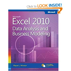 textbook ebooks microsoft excel 2010 data analysis and